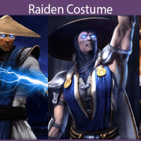 Raiden Costume - A DIY Guide