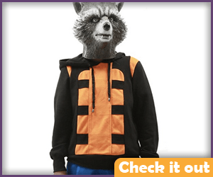 Rocket Raccoon Hoodie.