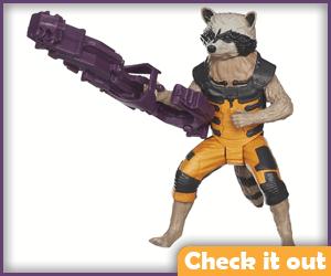 Rocket Raccoon Figure.