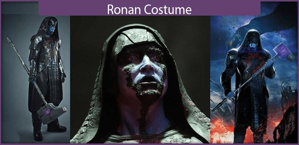 Ronan Costume.