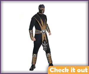 Scorpion Costume Classic.