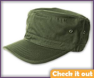 Olive Hat.