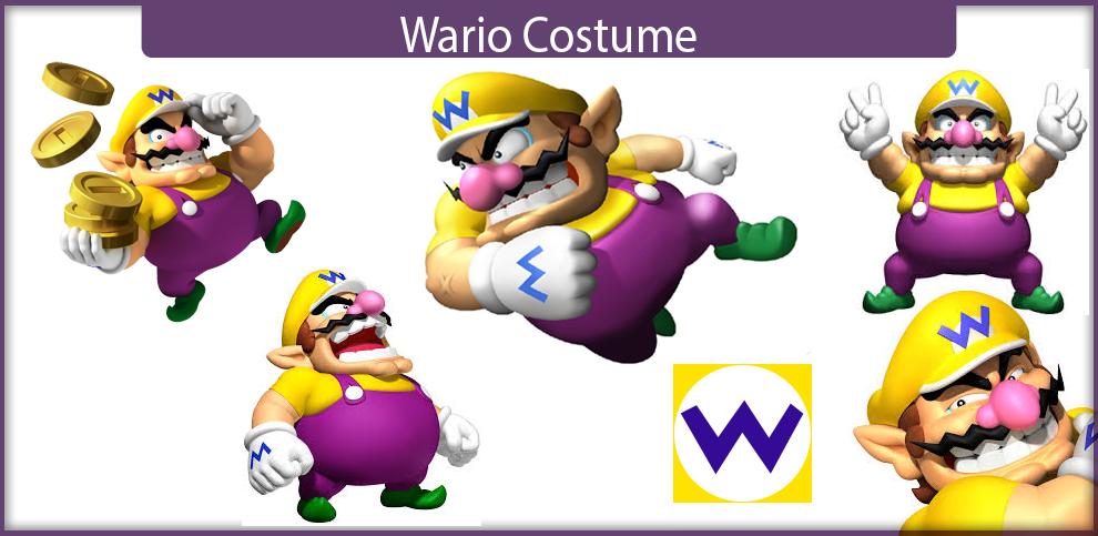 Wario Costume