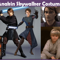 Anakin Skywalker Costume - A DIY Guide