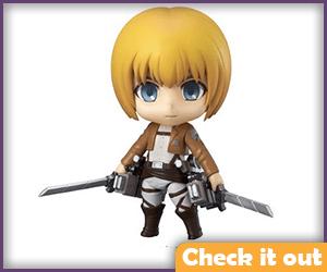 Armin Arlert Nendoroid.