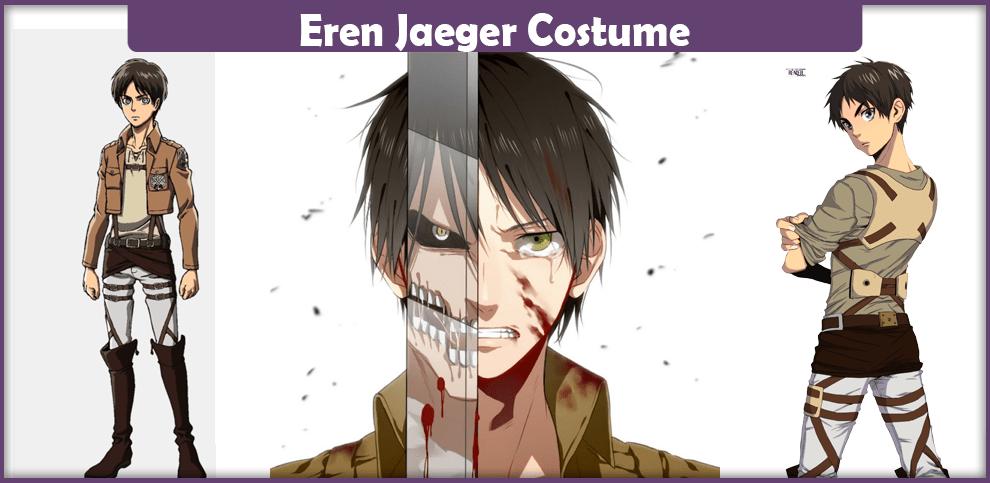Eren Jaeger Costume