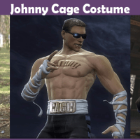 Johnny Cage Costume - A DIY Guide