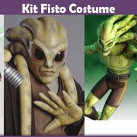 Kit Fisto Costume - A DIY Guide