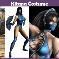 Kitana Costume - A DIY Guide