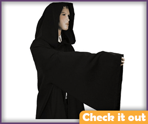 Black Sith Robes.