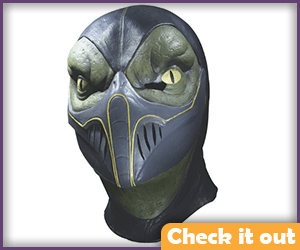Reptile Costume Mask.