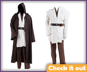 Mace Windu Costume Robes.