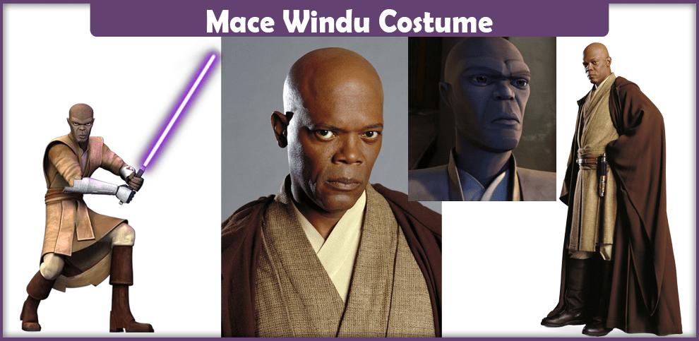 Mace Windu Costume