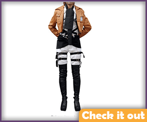 Mikasa Ackerman Costume Set.
