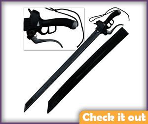 Mikasa Sword.