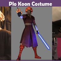 Plo Koon Costume - A DIY Guide