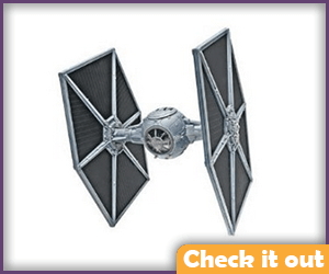 Tie Fighter Model.