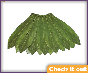 Green Leaf Skirt.