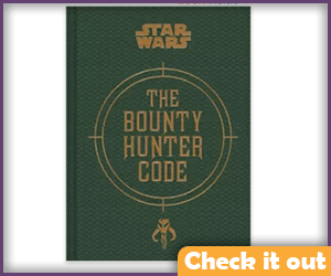The Bounty Hunter Code Book.