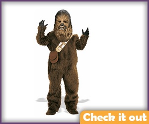 Chewbacca Costume Adult.