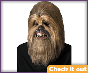 Chewbacca Mask.