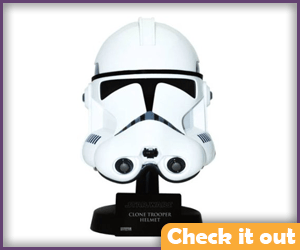 Episode III Helmet Replica (.45 Scale).