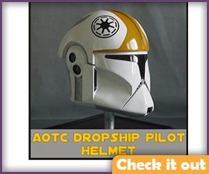 AOTH Droidship Pilot Helmet.