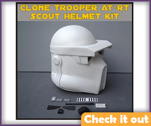 AT-RT Scout Costume Helmet.