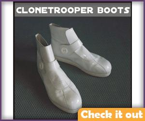 Clone Trooper Boots.