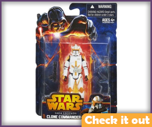 Commander Cody Legends Figure.