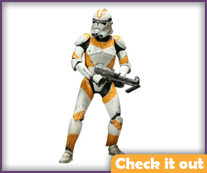Commander Cody Sideshow Figure.