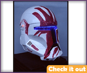 Republic Commando Sev Helmet.