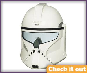 Clone Trooper Helmet Plane.