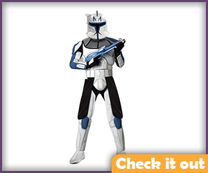 Captain Rex Costume Adult.