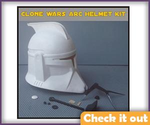 Captain Rex Helmet DIY.