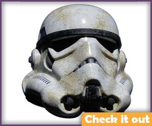 Sandtrooper Costume Helmet.