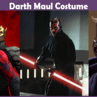 Darth Maul Costume - A DIY Guide
