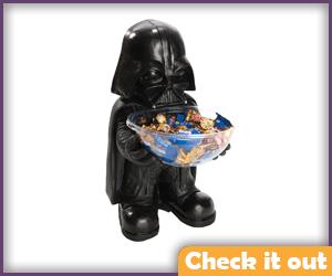 Vader Candy Holder.