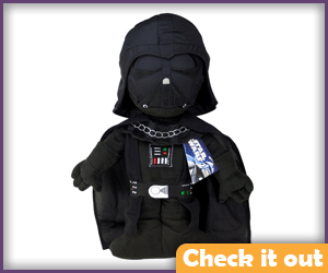 Darth Vader Pillow Pal.