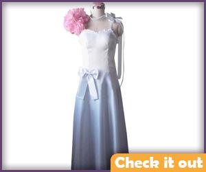 Erza White Dress.