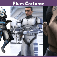 Fives Costume - A DIY Guide