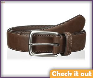 Men's Brown Belt.