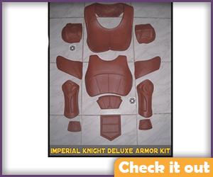Imperial Knight Men's Armor DIY.