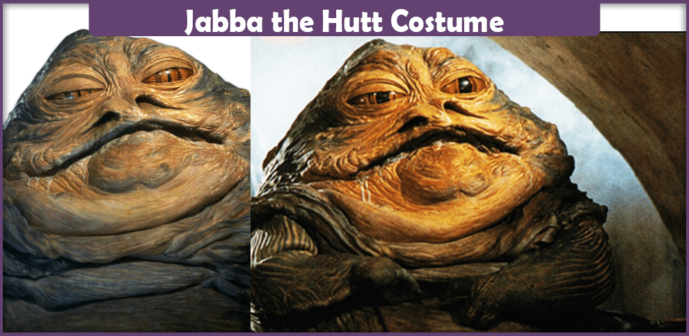 Jabba the Hutt Costume