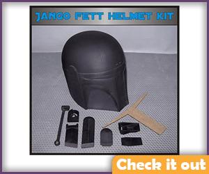Jango Fett DIY Helmet Kit.