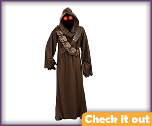 Jawa Costume Adult Set.