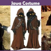 Jawa Costume - A DIY Guide