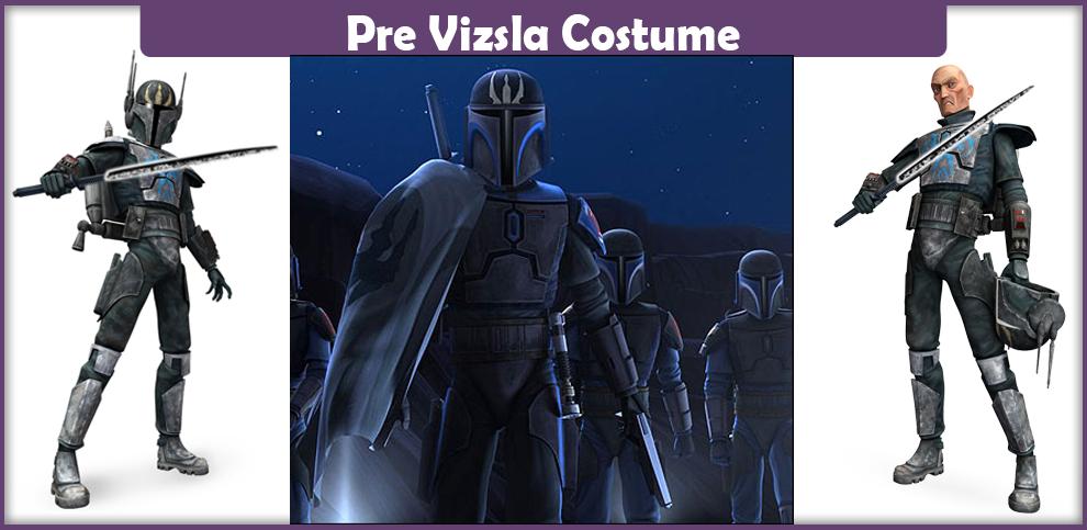 Pre Vizsla Costume