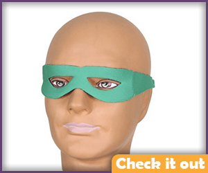 Green Eye Mask.