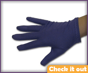 Purple Gloves.